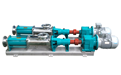 G70-1不鏽鋼單螺杆泵 加藥 螺杆泵 食品衛生級螺杆泵 江蘇龍力泵閥