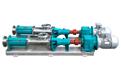 G70-1不锈钢单螺杆泵 加药 螺杆泵 食品卫生级螺杆泵 江苏龙力泵阀