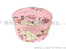 【精致美观】圆形双层糖果礼盒|广州宏仕达包装盒厂家厂价直销