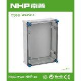 廠家直供 NP283813透明蓋 防水電纜接線盒 PVC接線盒防水配電櫃