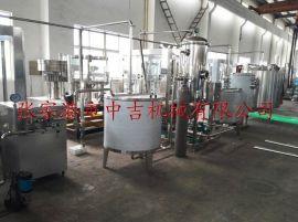 瓶装饮料生产线 果汁饮料生产设备