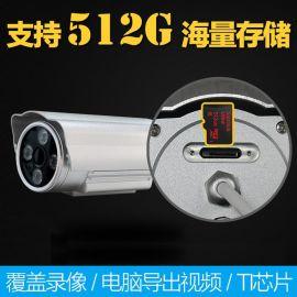 安锐通K1-BL半球130万像素手机远程监控无线插卡报警网络摄像机