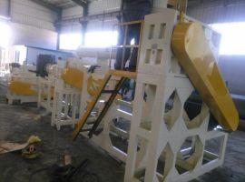 博盛PE粉碎机 水泥袋化肥袋包装造粒机、编织袋粉碎机塑料粉碎机