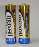供應日立MAXELL AA SIZE 鹼性電池LR6