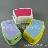 批发供应 成人加厚浴室防滑凳子 家用彩色环保塑料凳子
