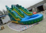 郑州童朔ts-765小型充气滑滑梯游乐设备占地面积
