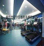 地諾寶高質量健身房專用橡膠地墊