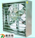 溫室大棚、廠房降溫風機、奧農苑系列大功率節能負壓風機