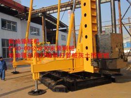 广东柴油锤桩机广东柴油锤夯扩桩机