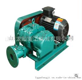 鱼池增氧泵 叶轮式增氧风机 供氧设备 鱼塘增氧设备LGSR100型