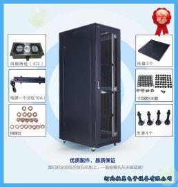 河北石家庄图腾机柜K38642,鼎极网络机柜 服务器机柜