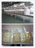 杏仁微波烘烤设备 干果坚果快速烘烤膨化设备 专业厂家定做杏仁微波烘烤机 批发价格