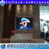 深圳泰美小間距高清P2.5表貼室內led全綵顯示屏