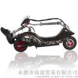 兒童永康廠家直銷馭聖電動滑板車Y9_2迷你代步車代駕車成人小海豚馭聖創新
