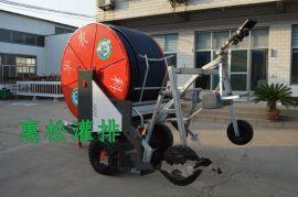 厂家供应 农用节水灌溉设备 JP75-300卷盘式喷灌机 移动式