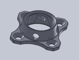 假肢硅溶胶精密铸造模具