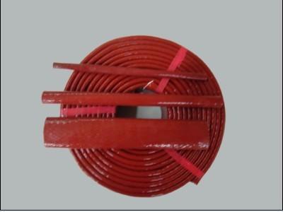 液压软管保护套 硅胶玻纤套管 绝缘套管