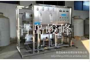 胶州水处理设备厂家,净化水设备纯净水设备加工中心