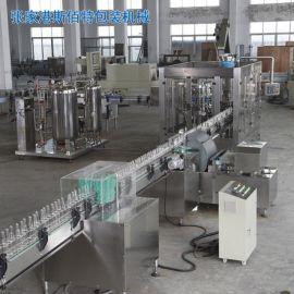 厂家供应 每小时3000玻璃瓶清洗设备/全自动转鼓式玻璃瓶清洗设备