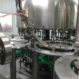 厂价直销灌装机生产线以及输送,风道,吹瓶机,套标机膜包机