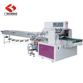 厂家直销多功能枕式包装机 大量供应 士力架 糖果 饼干高速包装机