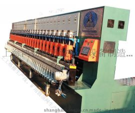 双向土工格栅生产线,鸿劲生产线厂家,土工格栅机械设备厂