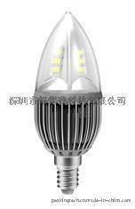 厂销6W LED蜡烛灯