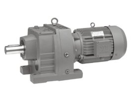R系列斜齿轮减速电机 RXF157