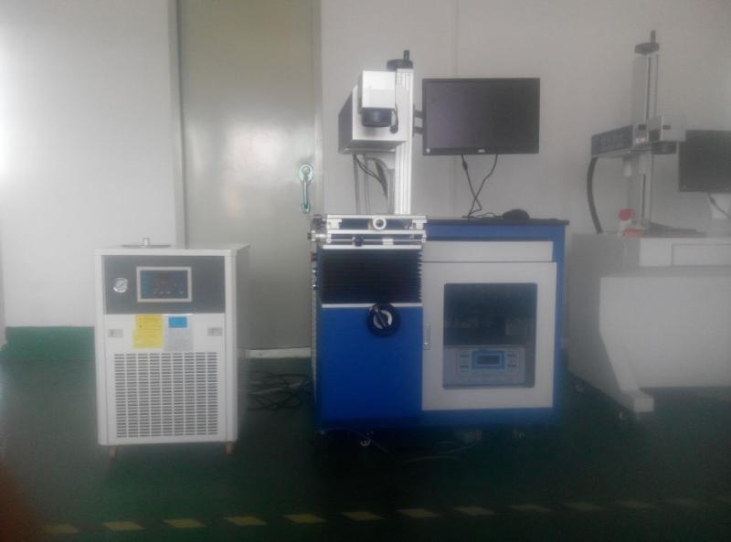 深圳优创紫外光纤激光打标机