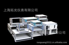 金属外壳 铝型材机箱 仪器仪表机箱外壳 19英寸机箱外壳