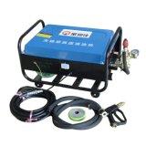 电动洗车機, 380V铜材质高压冲水泵, 高压清洗機