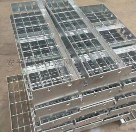 热镀锌网格栅板厂家 建筑重型平台钢格栅板 泰江