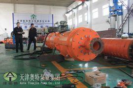 多级双吸立式无轴向推力矿用潜水泵供应