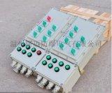 BXMD-2/16防爆照明动力配电箱 电机操作箱化工厂防爆配电箱
