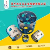 天马工业陶瓷 金属鲍尔环 厂家供应304金属鲍尔环