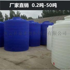 嘉诺6吨塑料桶6000l耐酸碱化工桶6立方环保水桶