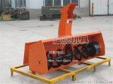 HCN品牌小型滑移拋雪機