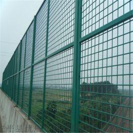 淮南市厂家供应桥梁防抛网绿色防落网浸塑边框护栏网