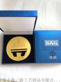 铜币专业制作锌合金立体纪念币定做油压币定制厂家