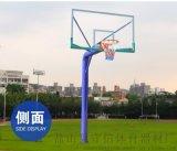 河南地埋式籃球架廠家