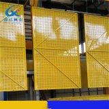 建筑外墙金属防护爬架网