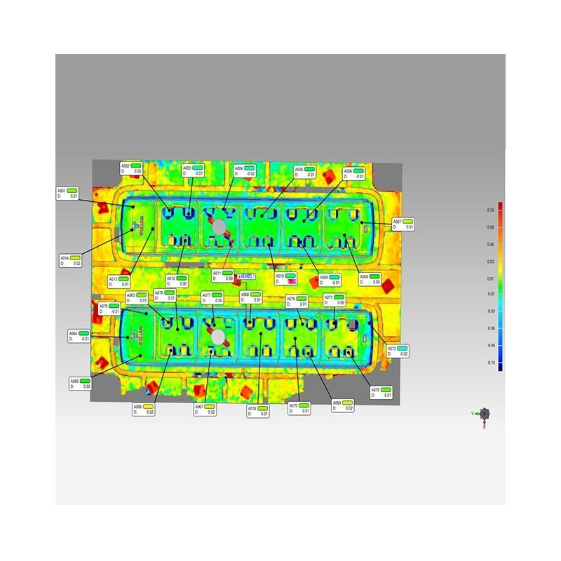 上海三维逆向扫描服务,彩色三维扫描服务