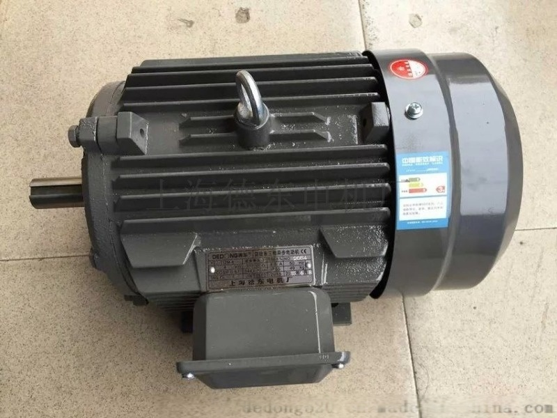 上海德东YE2高效节能三相异步电机