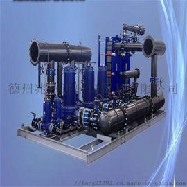 高效节能换热机组 列管换热器 参数