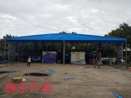 重庆商家专业定制可收缩帐篷