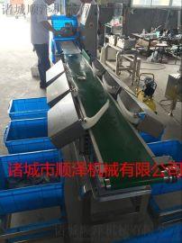 海参多级别分级机 大虾重量分级机  鱿鱼分级机