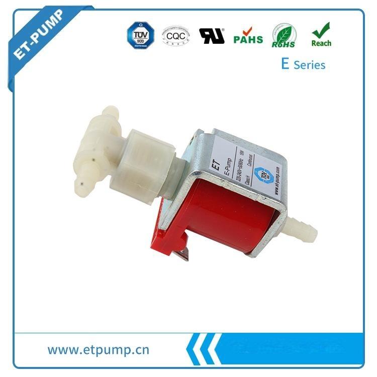 低噪音 小體積 ET Pump 適用蒸汽熨斗 掛燙機 蒸汽地拖 蒸汽熨斗 微型水泵  電磁泵