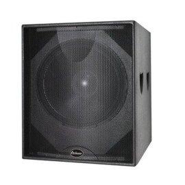 单18寸无源超低频音箱S-18