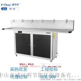 威可利不锈钢饮水平台WY-6G 不锈钢节能开水器 厂家批发/采购/代理 /代工 十大品牌