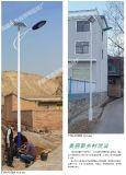 揚州傑耀照明專業生產6米30W新農村太陽能路燈燈杆   質量高    批發價